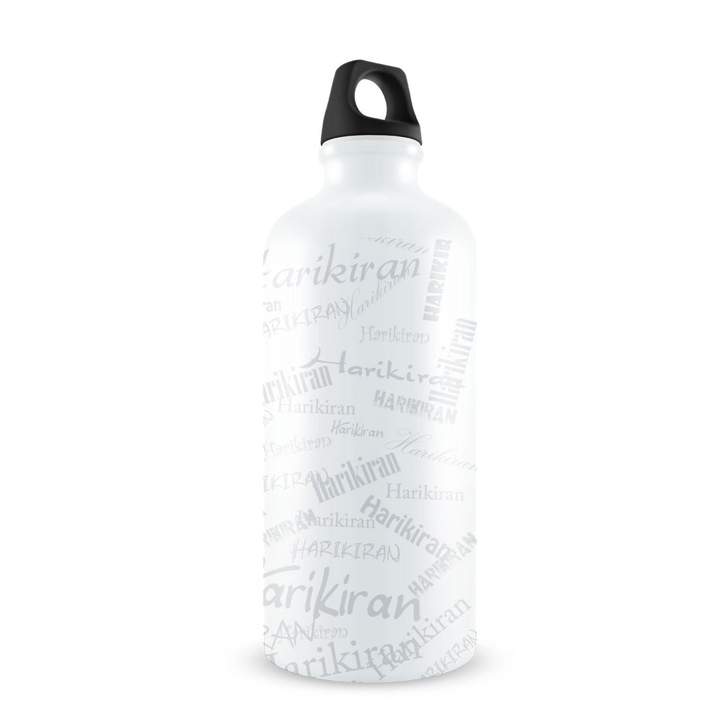 Me Graffiti Bottle -  Harikiran