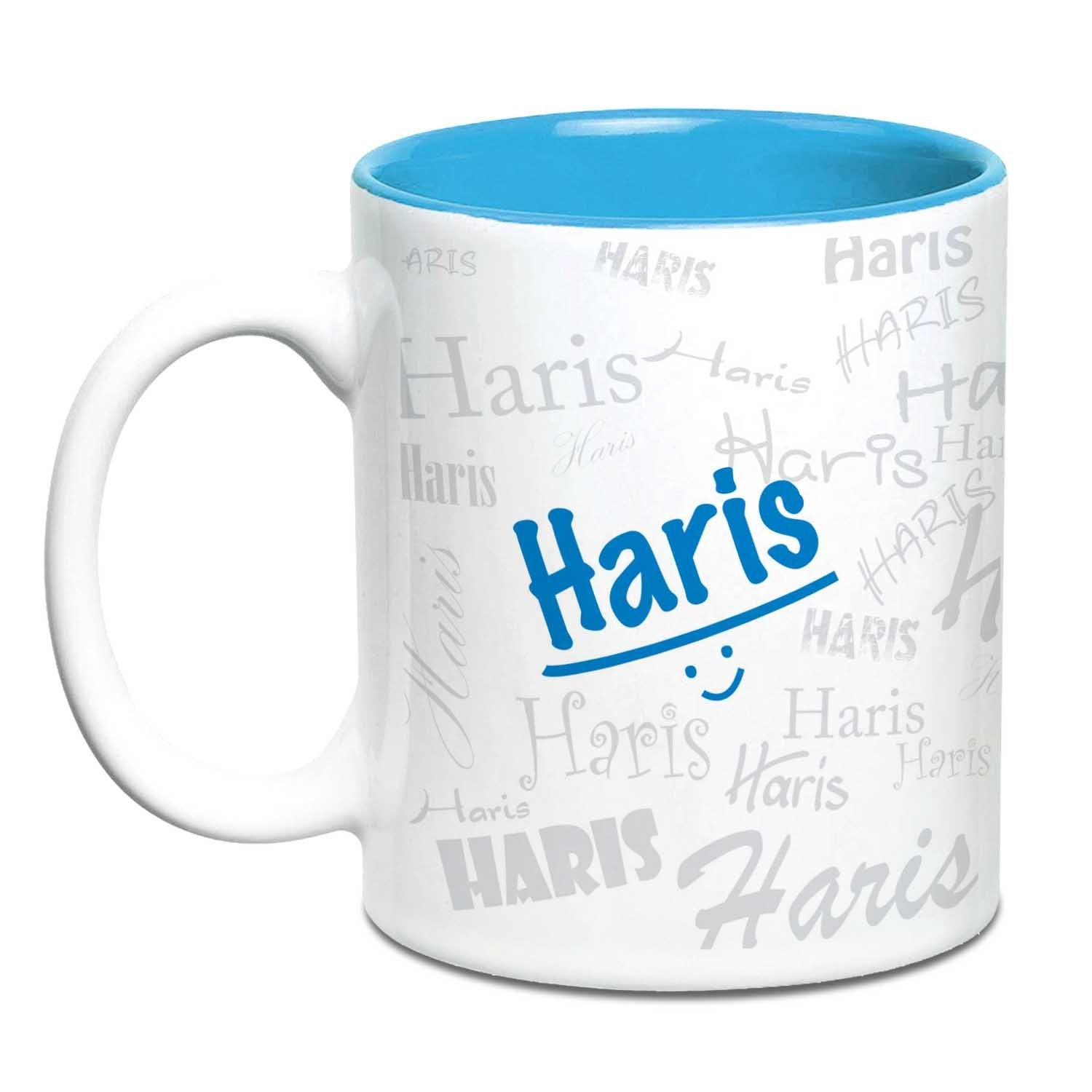 Me Graffiti Mug - Haris