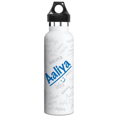 Me Insulated Graffiti Bottle - Aaliya
