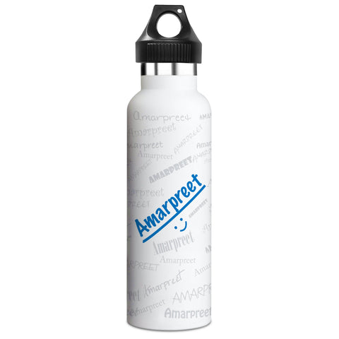 Me Insulated Graffiti Bottle - Amarpreet
