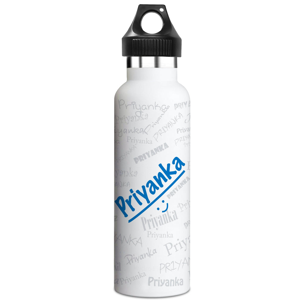 Me Insulated Graffiti Bottle - Priyanka
