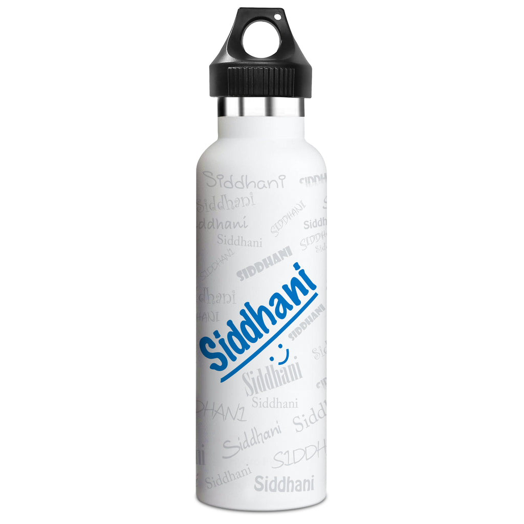 Me Insulated Graffiti Bottle - Siddhani