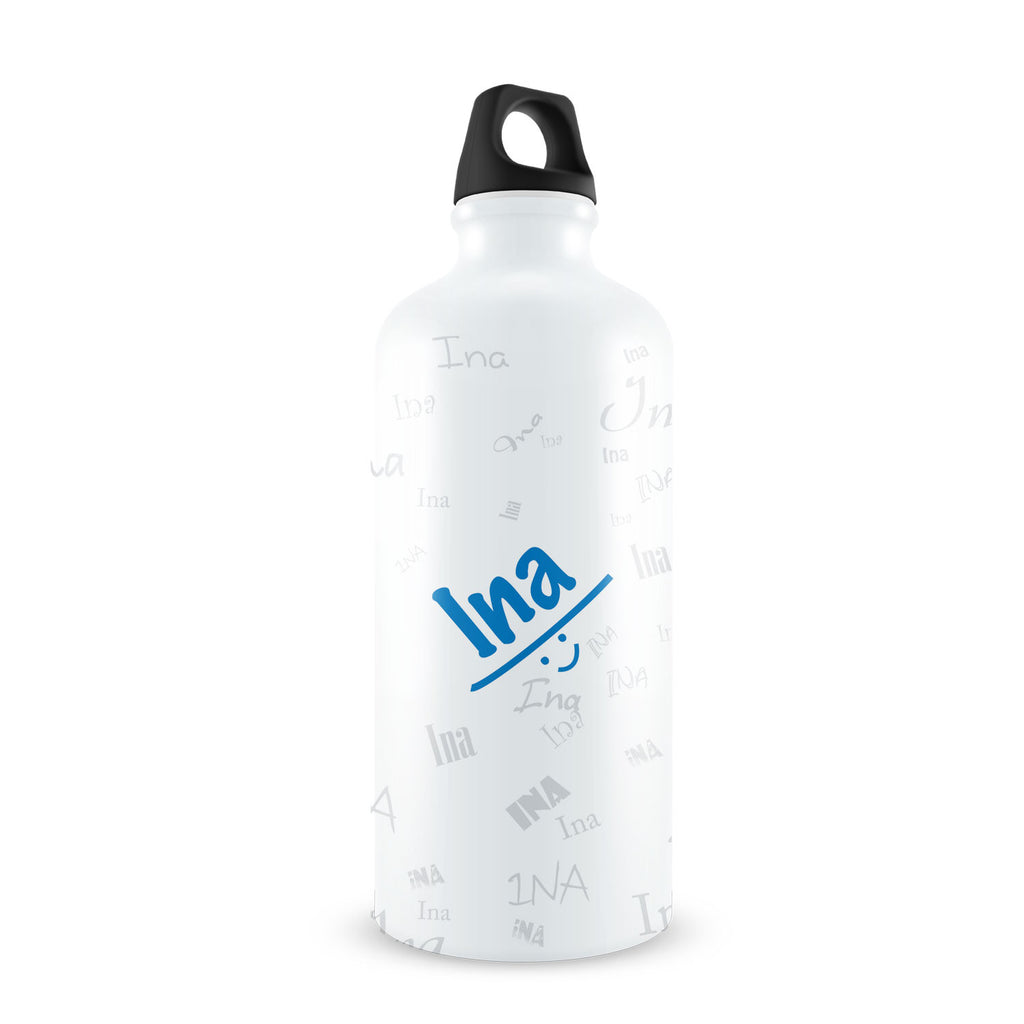 Me Graffiti Bottle -  Ina - Hot Muggs - 1