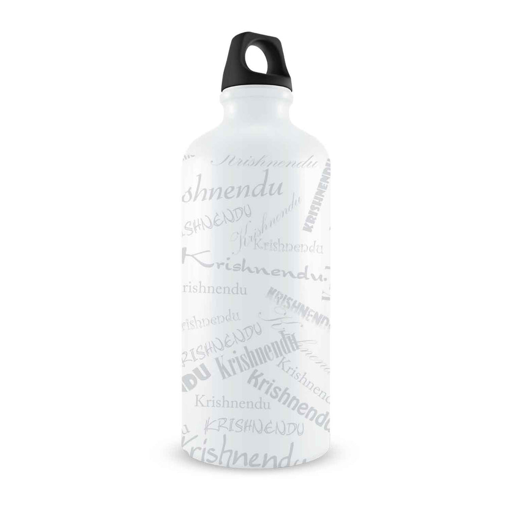 Me Graffiti Bottle - Krishnendu