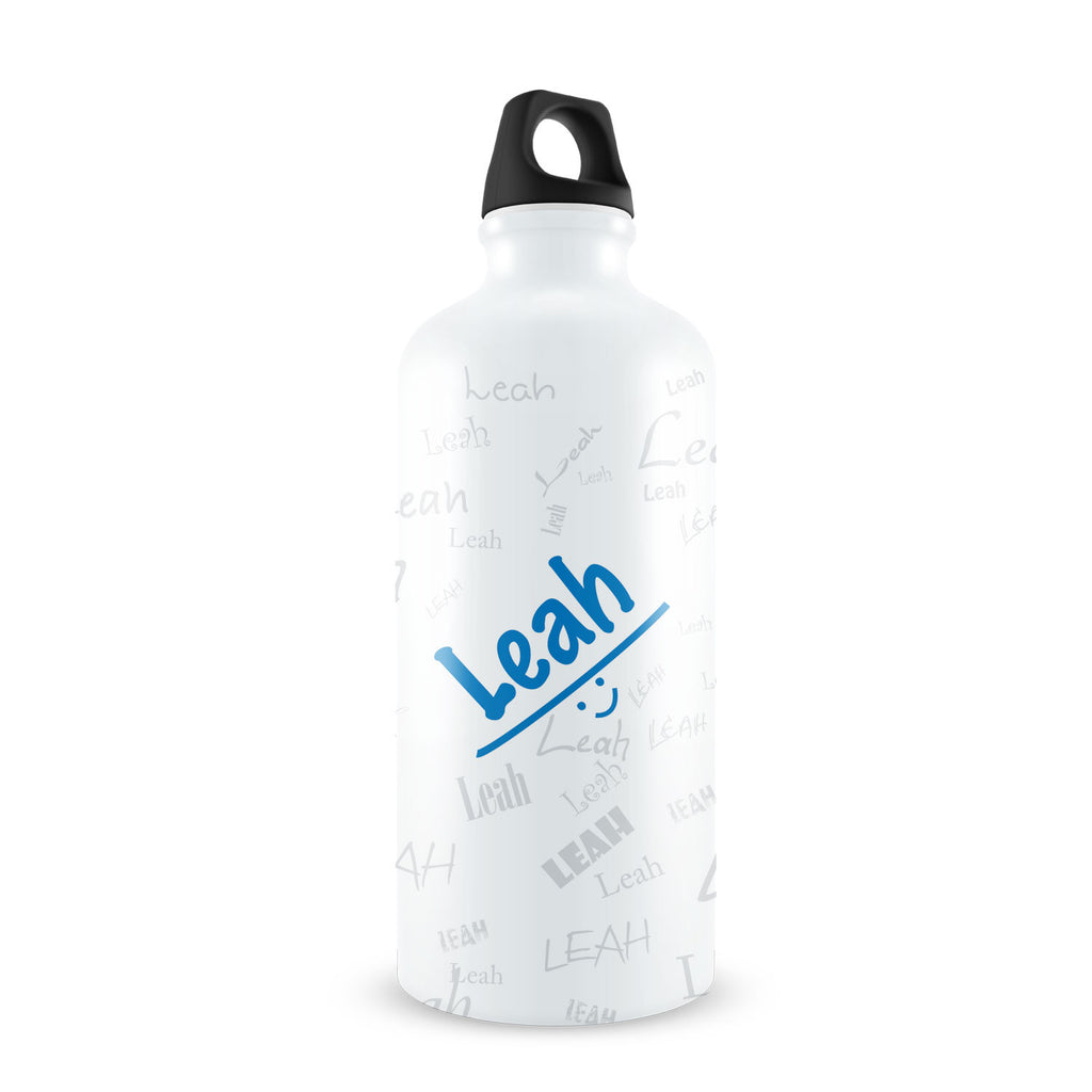 Me Graffiti Bottle - Leah - Hot Muggs - 1