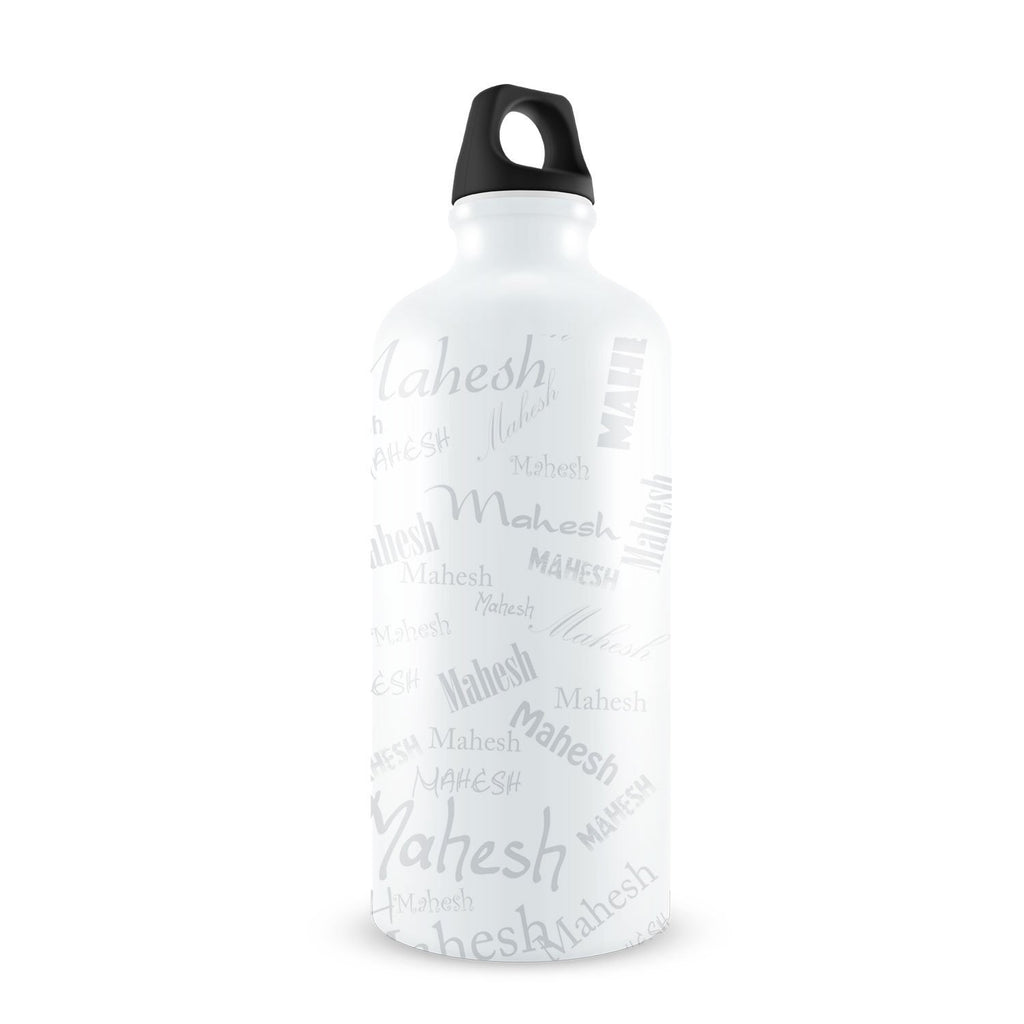 Me Graffiti Bottle - Mahesh