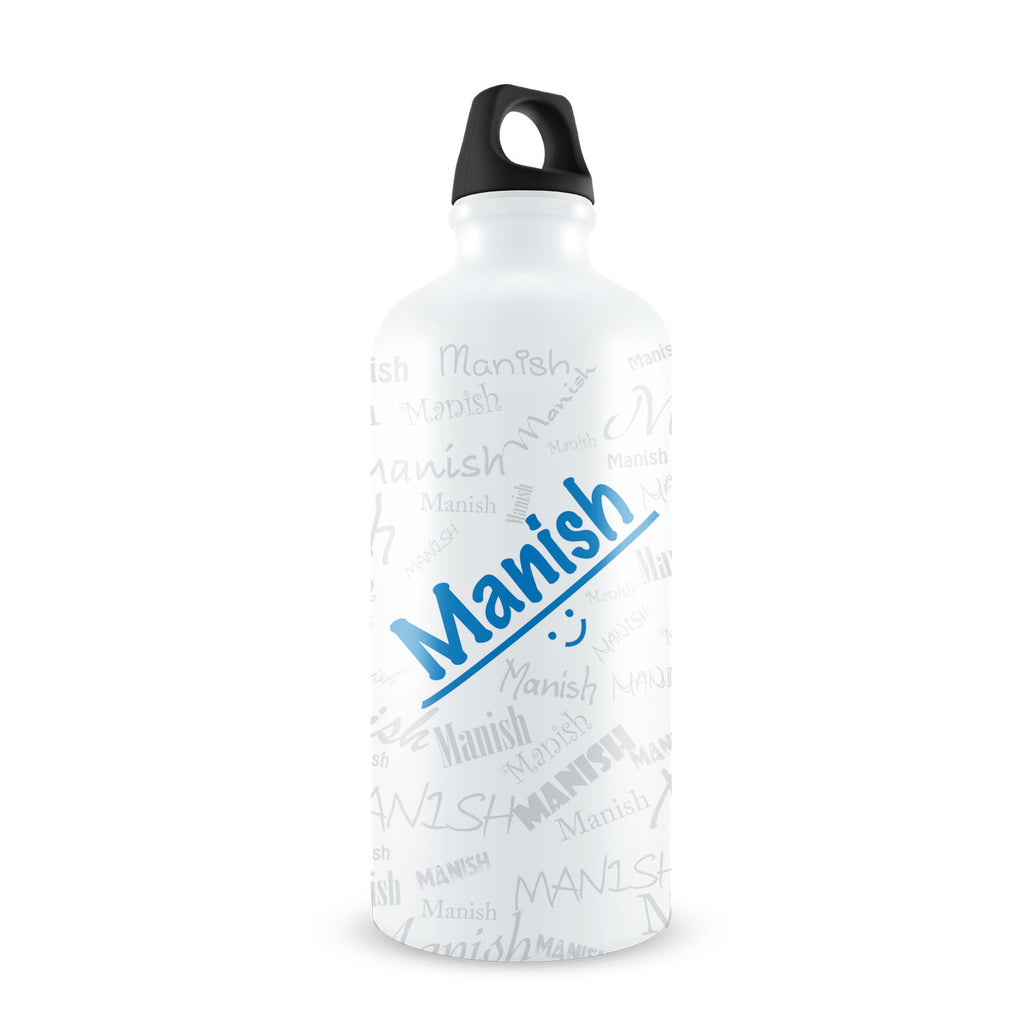 Me Graffiti Bottle -  Manish - Hot Muggs - 1