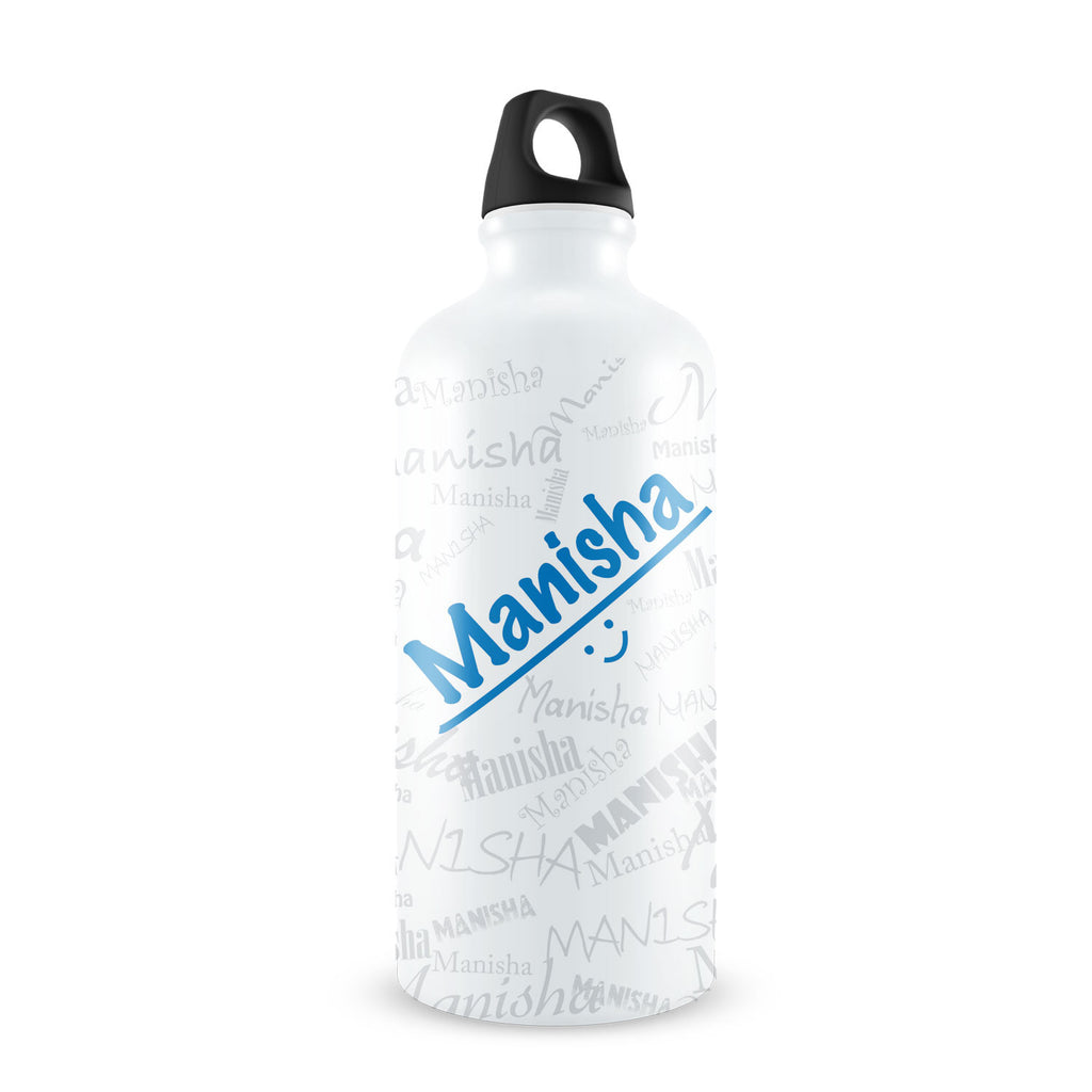 Me Graffiti Bottle -  Manisha - Hot Muggs - 1