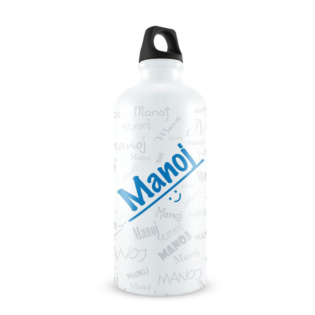 Me Graffiti Bottle - Manoj - Hot Muggs - 1
