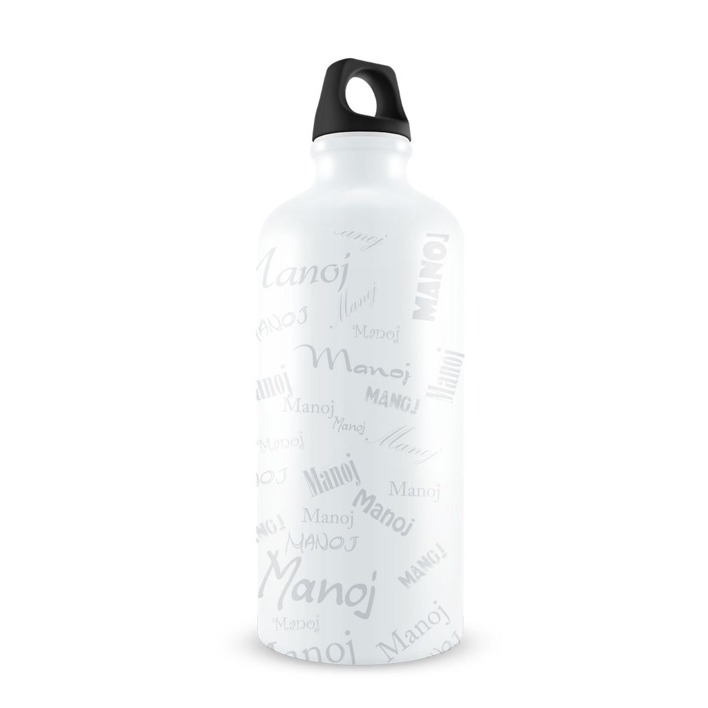 Me Graffiti Bottle - Manoj