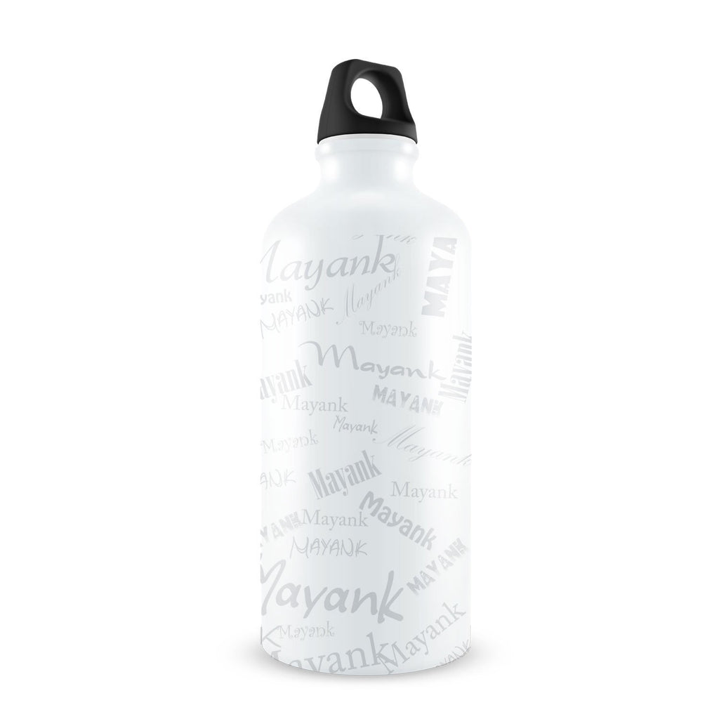 Me Graffiti Bottle - Mayank