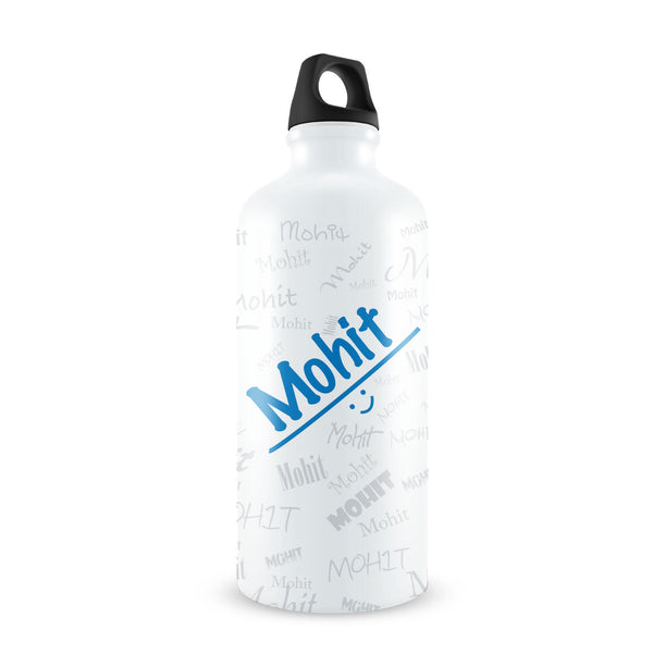 Me Graffiti Bottle - Mohit - Hot Muggs - 1