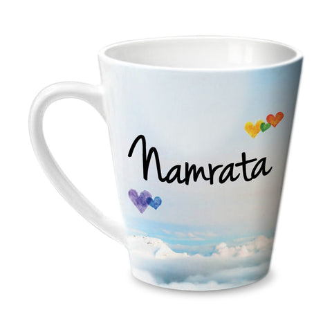 Simply Love You Namrata Conical  Mug