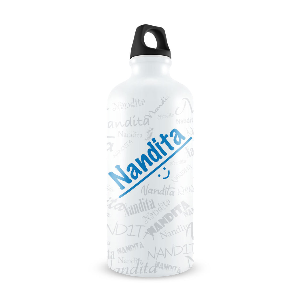 Me Graffiti Bottle -  Nandita - Hot Muggs - 1