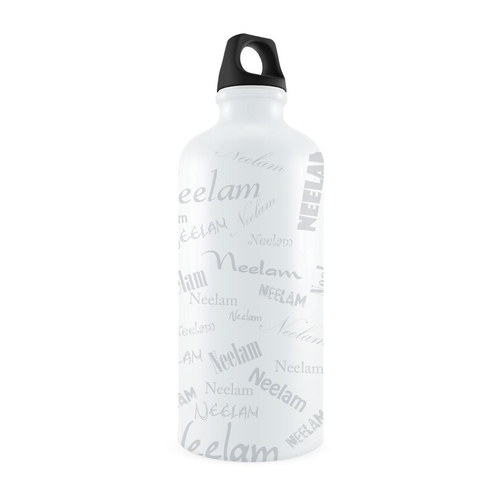 Me Graffiti Bottle - Neelam