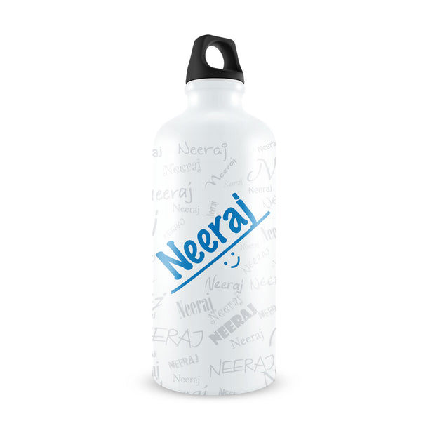 Me Graffiti Bottle - Neeraj - Hot Muggs - 1