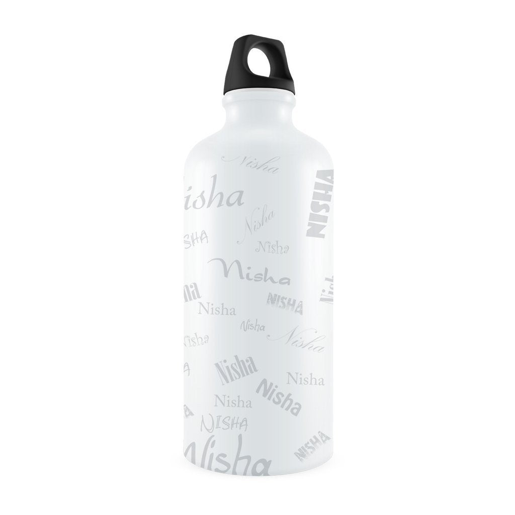 Me Graffiti Bottle -  Nisha