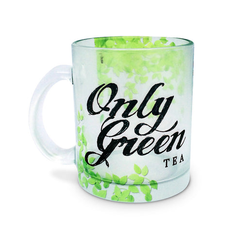 Only Green Tea - Hot Muggs