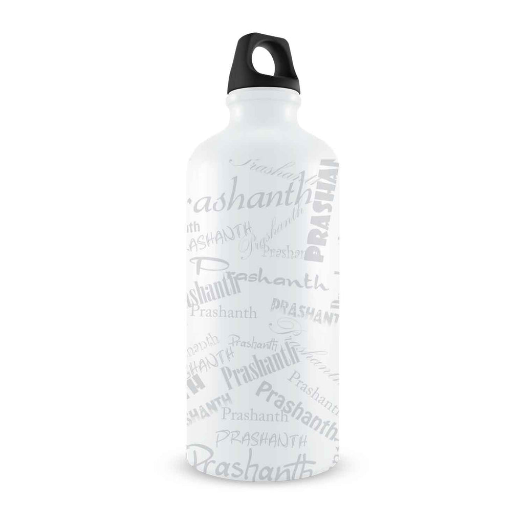 Me Graffiti Bottle - Prashanth