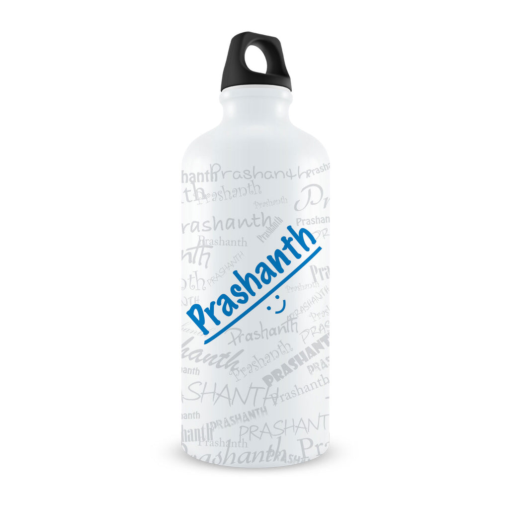Me Graffiti Bottle - Prashanth - Hot Muggs - 1