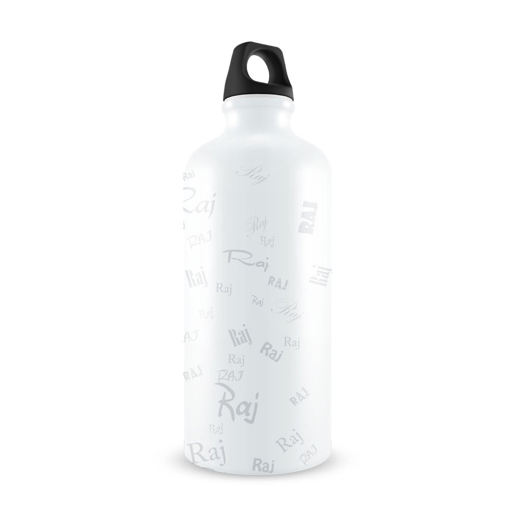 Me Graffiti Bottle - Raj