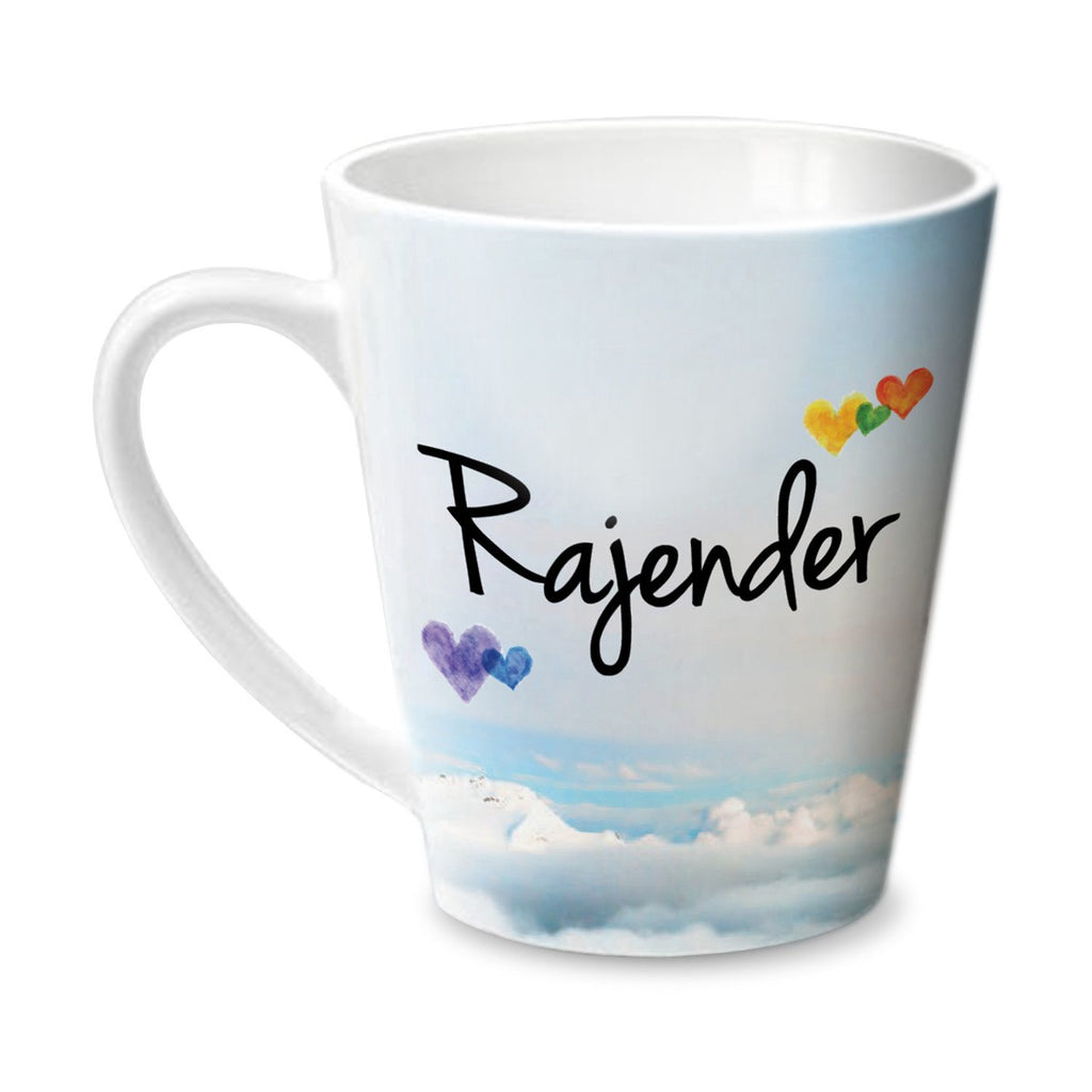 Simply Love You Rajender Conical  Mug