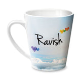 Simply Love You Ravish Conical  Mug