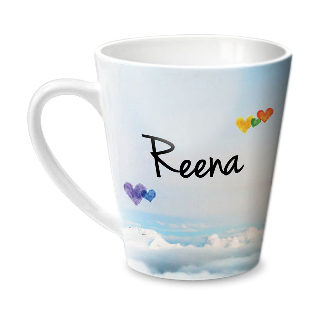 Simply Love You Reena Conical  Mug