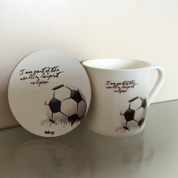 LTS - Soccer - Religion(Set of 2) - Hot Muggs
