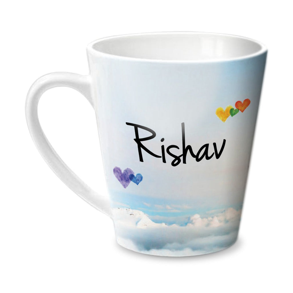 Simply Love You Rishav Conical  Mug