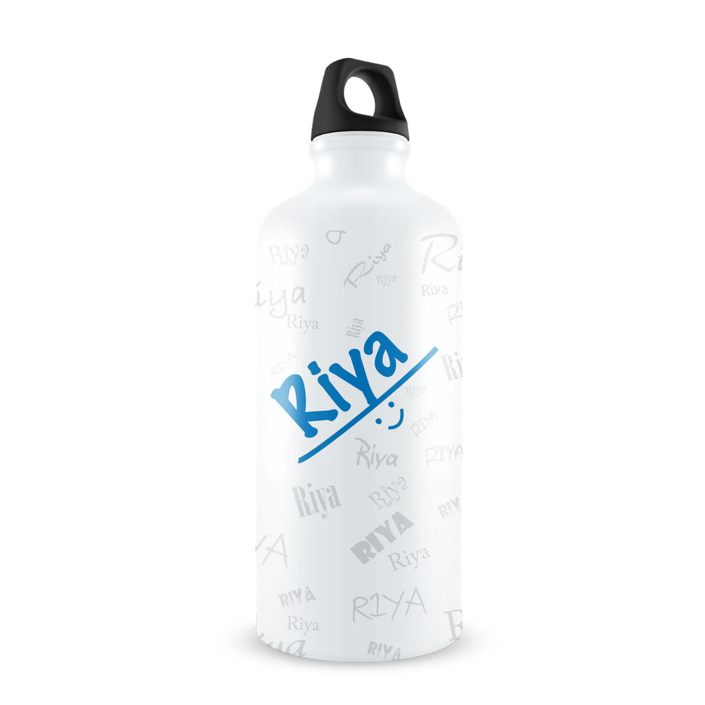 Me Graffiti Bottle - Riya - Hot Muggs - 1
