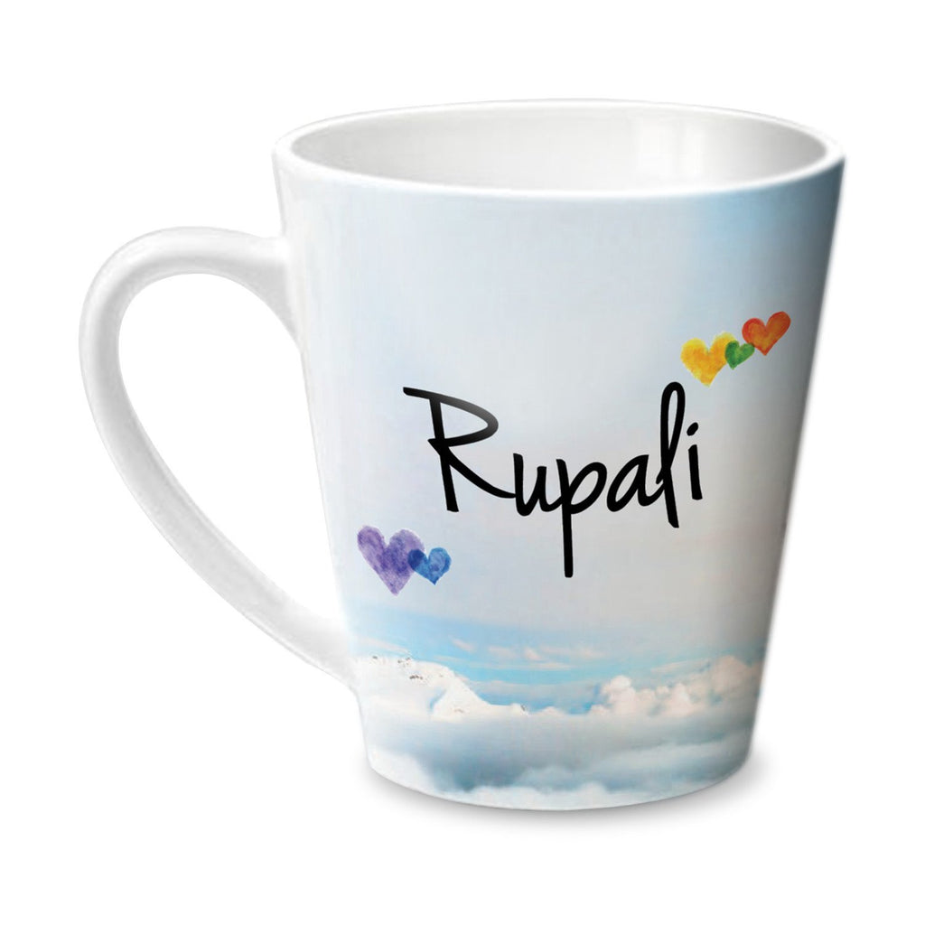 Simply Love You Rupali Conical  Mug