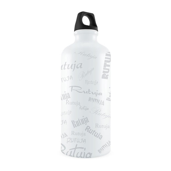 Me Graffiti Bottle -  Rutuja