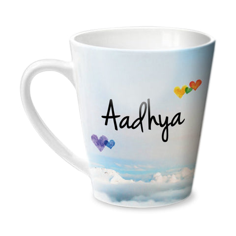 Simply Love You Aadhya Conical Mug