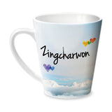 Simply Love You Zingcharwon Conical Mug