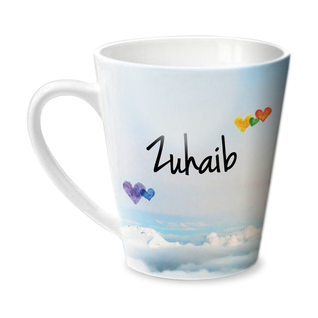 Simply Love You Zuhaib Conical Mug