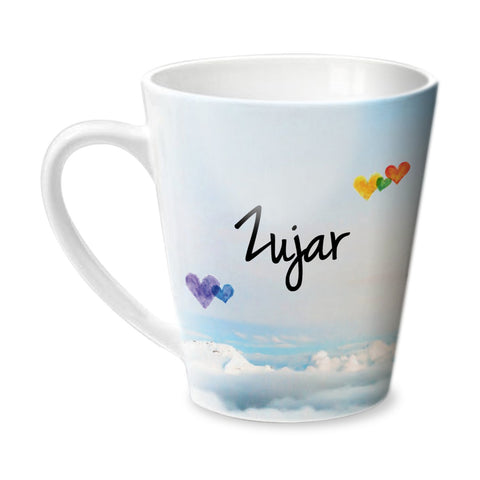 Simply Love You Zujar Conical Mug