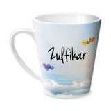 Simply Love You Zulfikar Conical Mug