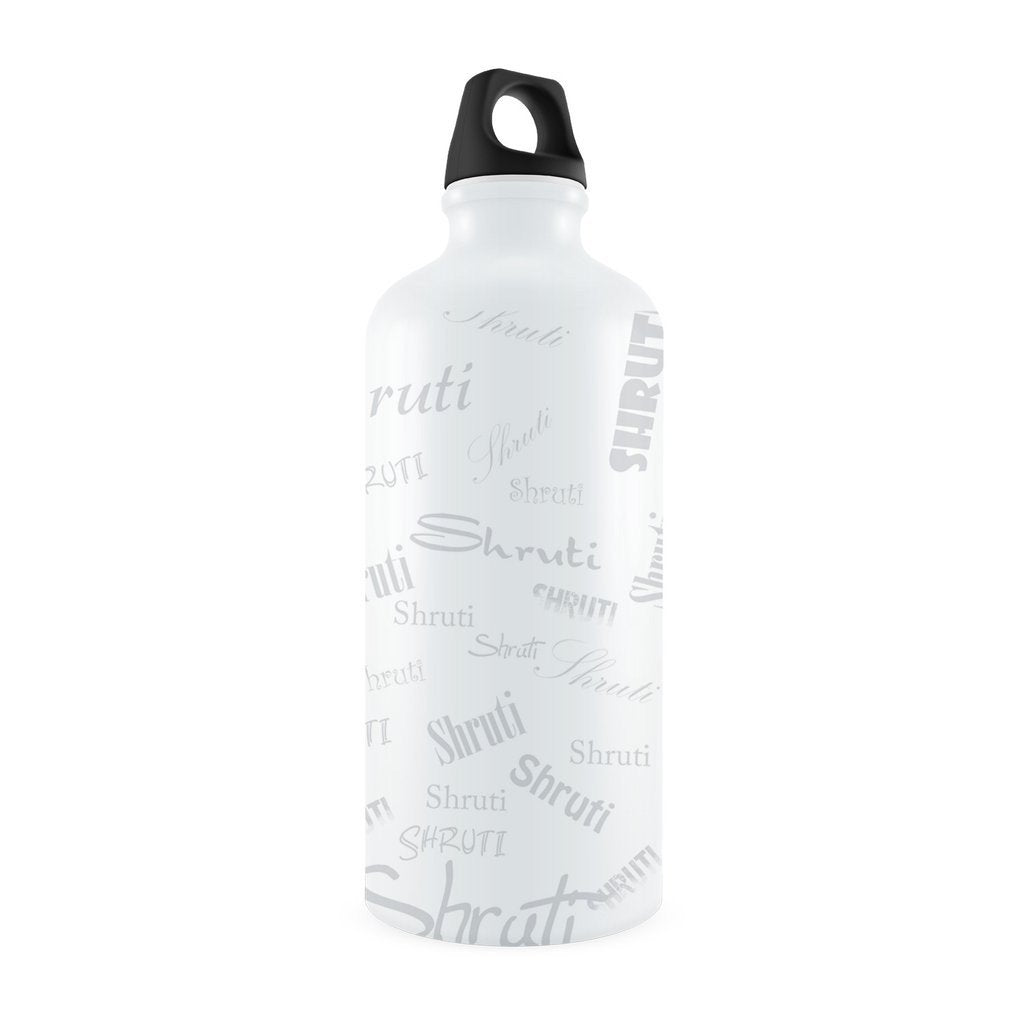 Me Graffiti Bottle - Shruti