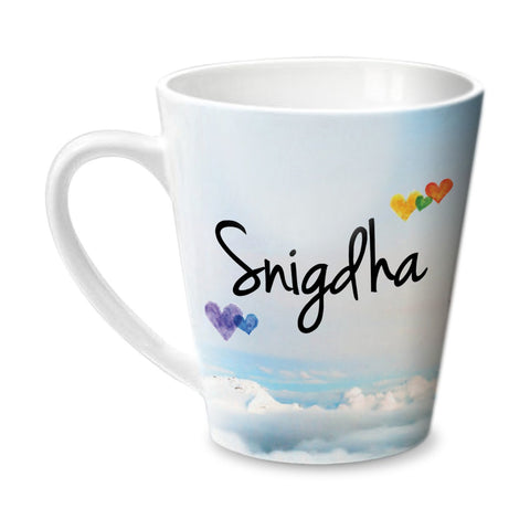 Simply Love You Snigdha Conical  Mug