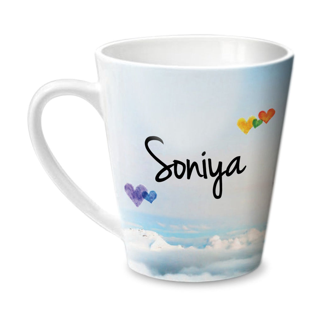 Simply Love You Soniya Conical  Mug