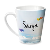 Simply Love You Surya Conical  Mug
