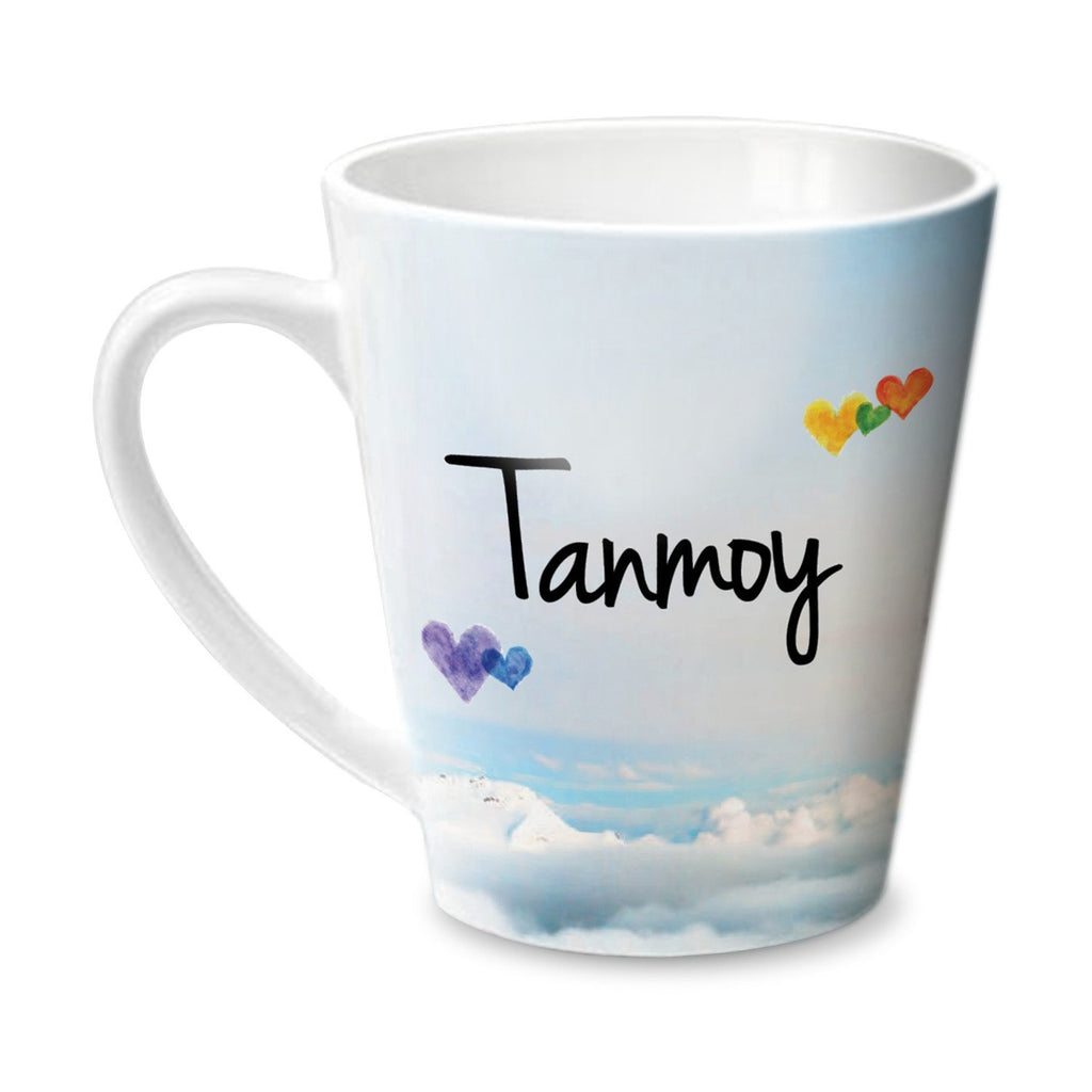Simply Love You Tanmoy Conical  Mug
