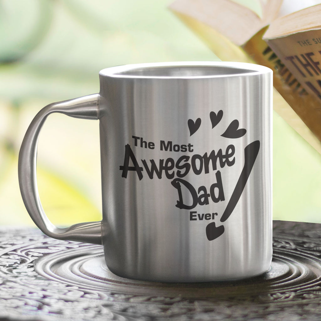 The Most Awesome Dad Mug