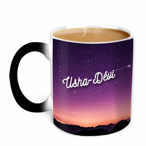 You're the Magic… Usha-Devi Magic Mug