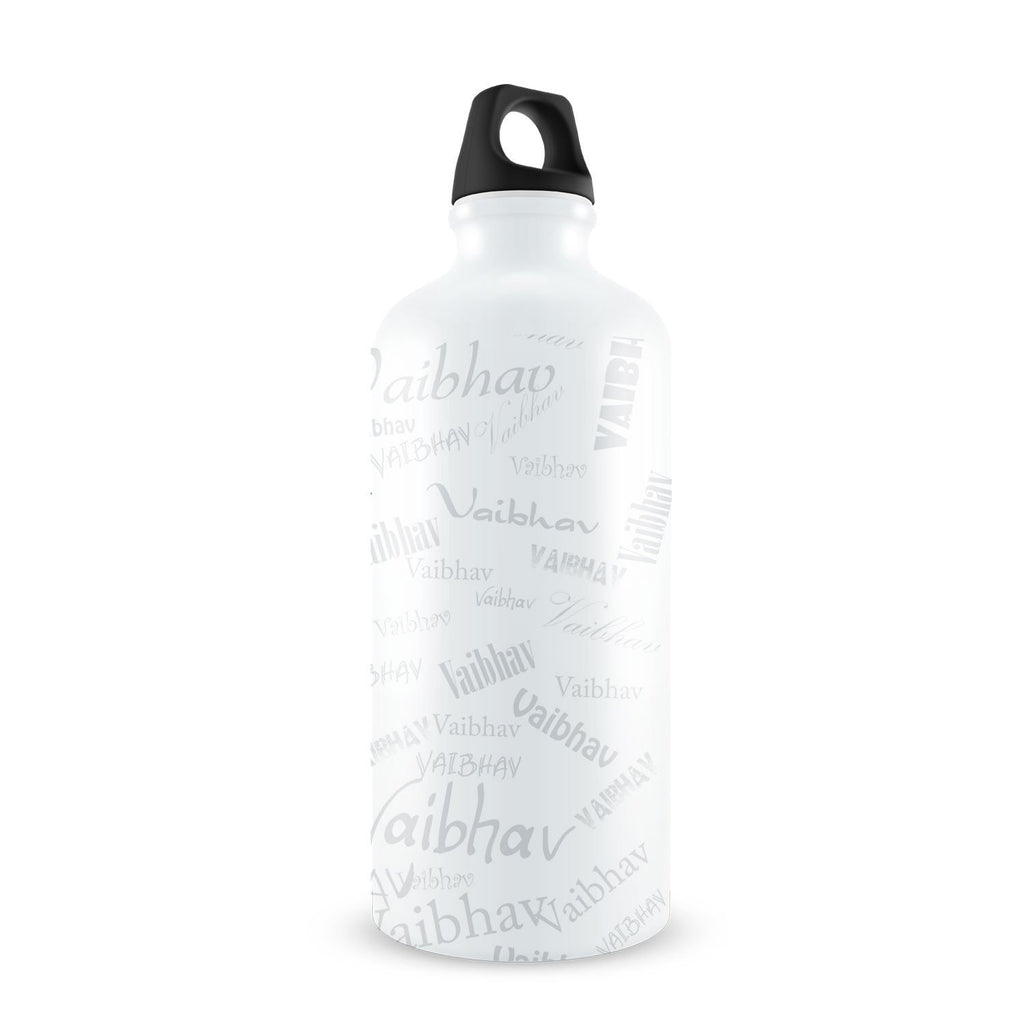 Me Graffiti Bottle - Vaibhav