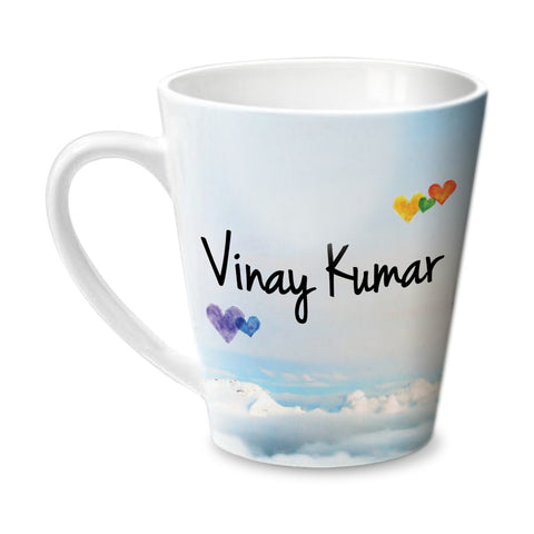 Simply Love You Vinay Kumar Conical  Mug - Hot Muggs