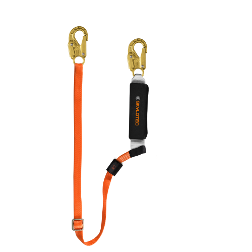 Skylotec BFD Adjustable single Fall Arrest lanyard (unboxed ex display)