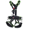 Ocun Thor 4Q Black n Green w/chest Ascender