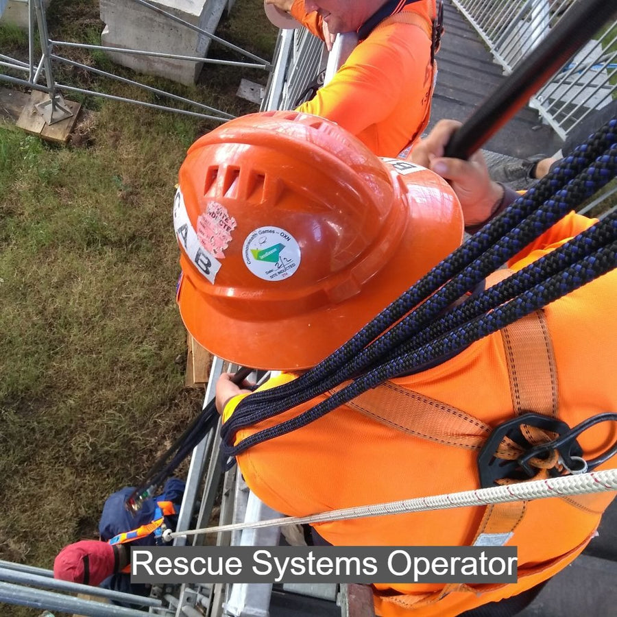 Rescue System Operator Training Course - Gold Coast